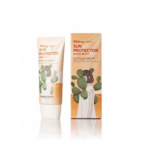 Protector Solar Whitening Tone UP
